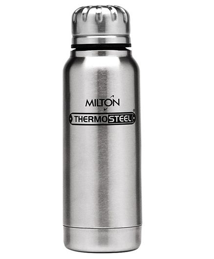 Milton Thermosteel Slender Insulated Bottle Grey - 160 ml