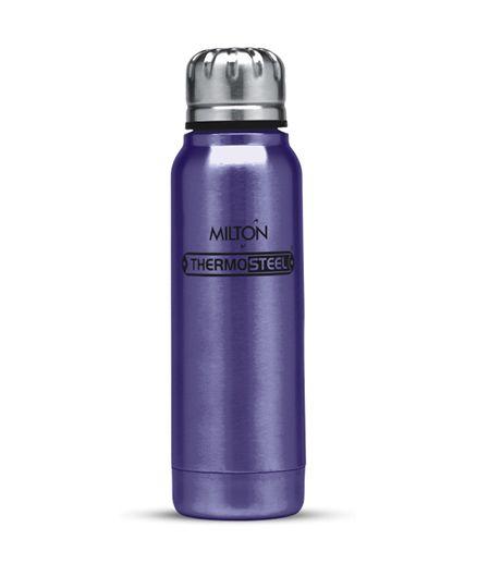 Milton Thermosteel Slender Insulated Bottle Blue - 270 ml