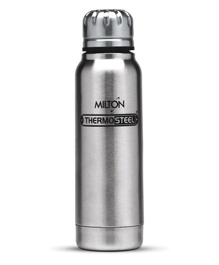 Milton Thermosteel Slender Insulated Bottle Grey - 270 ml