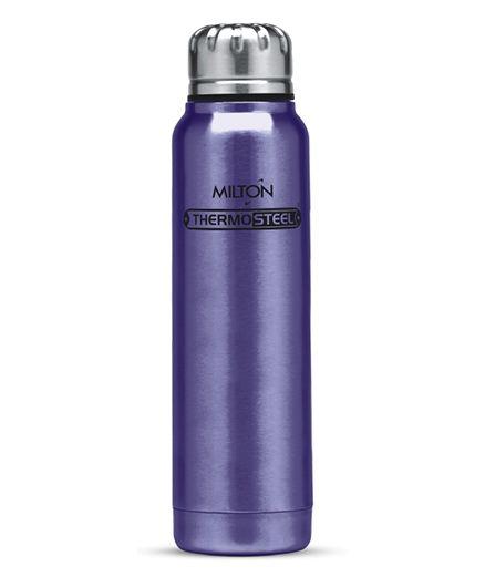 Milton Thermosteel Slender Insulated Bottle Blue - 500 ml