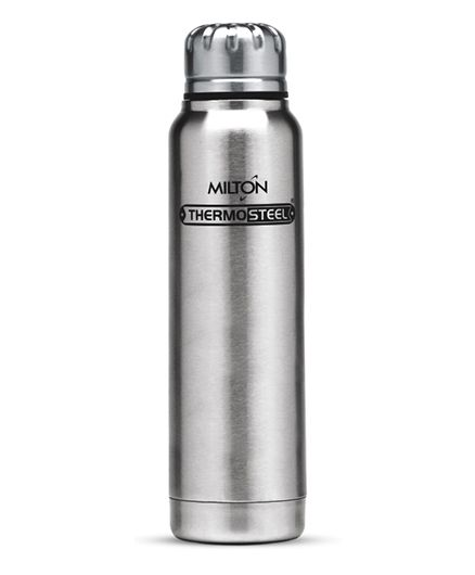 Milton Thermosteel Slender Insulated Bottle Grey - 500 ml