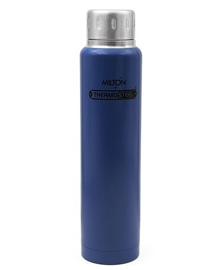Milton Elfin Thermosteel Bottle Dark Blue - 500 ml