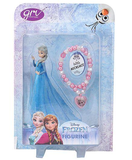 Disney Princess Cinderella Figurine With Necklace - 11.5 cm