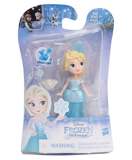 Disney Frozen Doll With Accessories - 7 cm