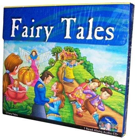 Pegasus CD Fairy Tales Pack 1 - English