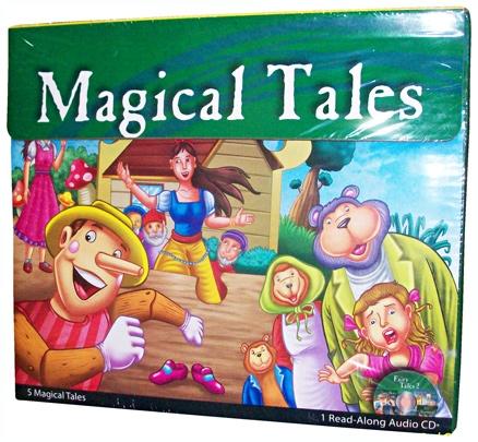 Pegasus CD Magic Tales Pack 2 - English