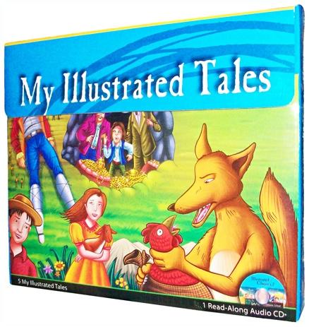 Pegasus CD My Illustrated Classics - English
