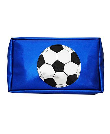 LiLl Pumpkins Pack Of 6 Football Printed Multipurpose Kit - Blue