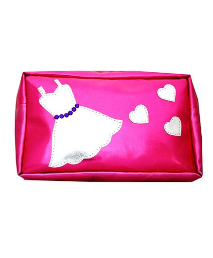 LiLl Pumpkins Pack Of 6 Dress Printed Multipurpose Kit - Pink