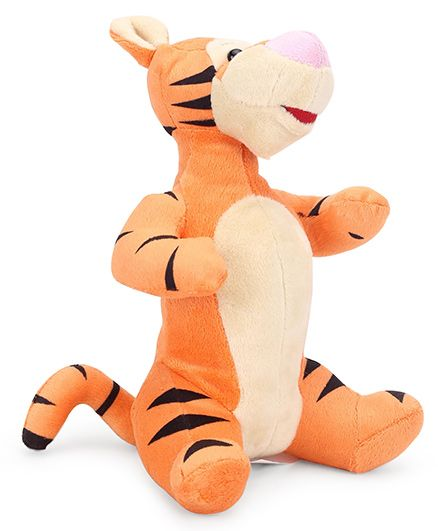 Starwalk Tigger Plush Soft Toy Orange Cream - 23 cm