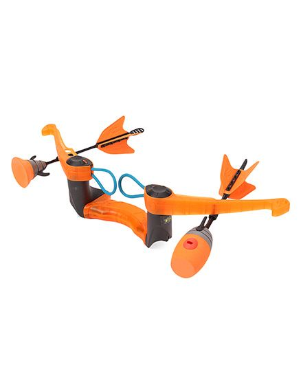 Zing Air Storm Z Bow Orange - Length 22.5 cm