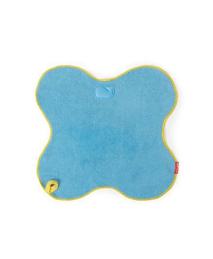 Skip Hop Bath Cozy Color Changing Moby Whale Patch - Blue