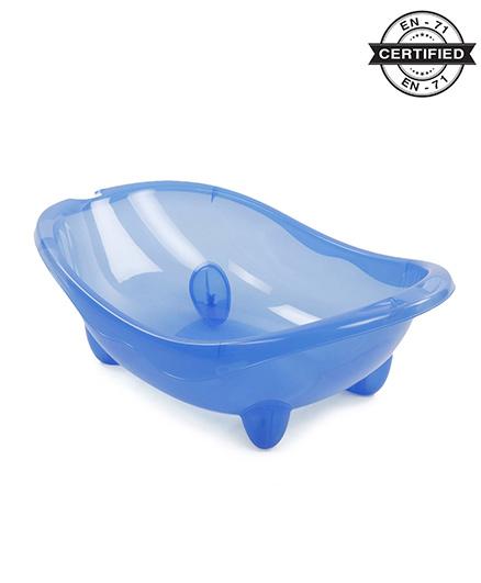 Babyhug Aqua Fun Bath Tub - Blue