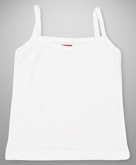 Babyhug Singlet Slip - White