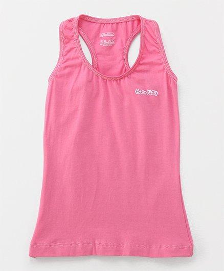 Hello Kitty Sleeveless Racerback Slip - Pink