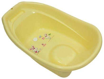 Baby Bath Tub - Rabbit Print