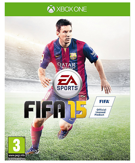 Xbox One Fifa 15