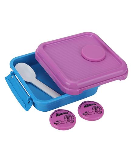 jaypee Squarewich Snacks Box - Blue Purple