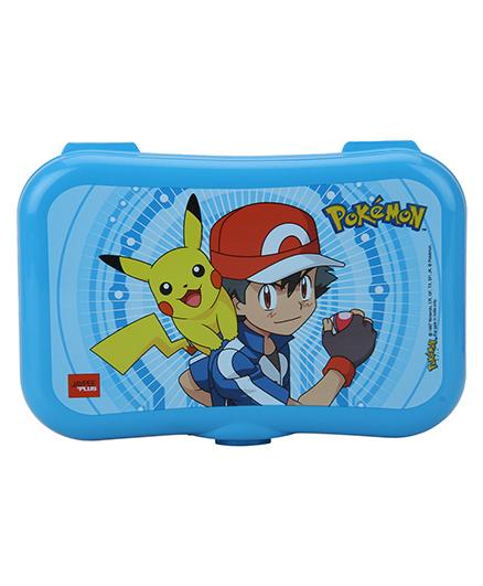 Jaypee Lunch Box Pokemon Print - Blue