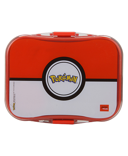 Jaypee Pokemon My Box Lunch Box - 550 ml