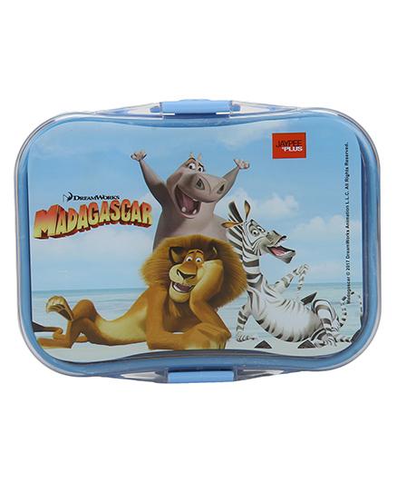 Jaypee Madagascar My Box Lunch Box Blue - 550 ml
