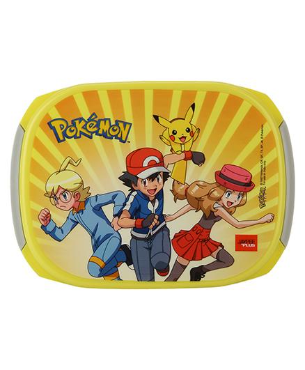Jaypee Pokemon Print My Box Lunch Box Yellow - 720 ml