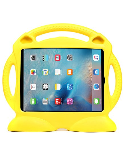 Baby Oodles Engine Face IPad Case - Yellow