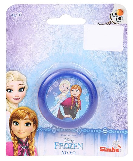 Simba Disney Frozen Yoyo - Blue