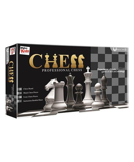 Braino Kids Chess - Black