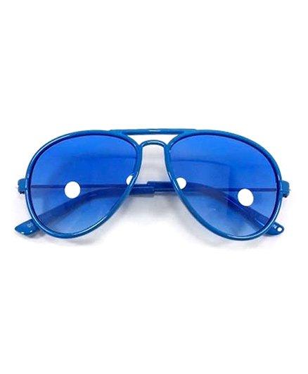 Miss Diva Smart Aviator Sunglasses - Blue