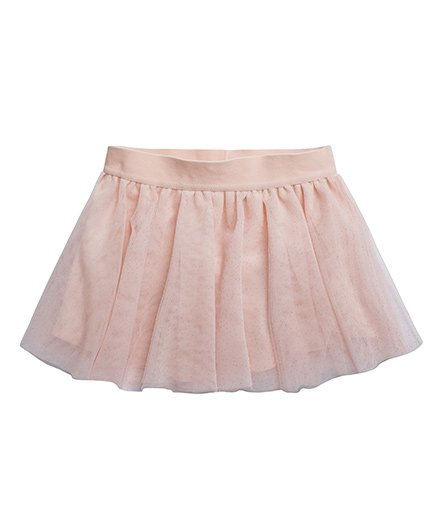 Fox Baby Skirt - Smoke Pink