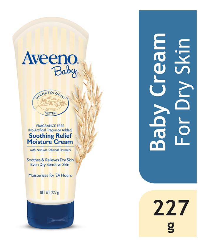 Aveeno Baby Soothing Relief Moisture Cream - 227 g