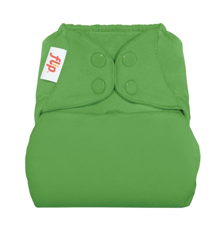 Flip - Snap Cloth Diaper Cover & Stay-Dry Insert