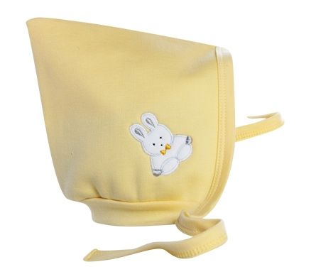 Child World - Baby Cap Teddy Print