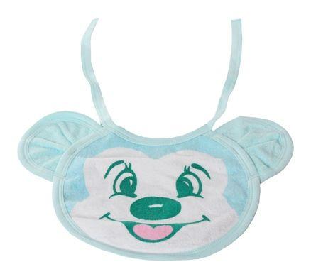 Baby Bibs - Aqua