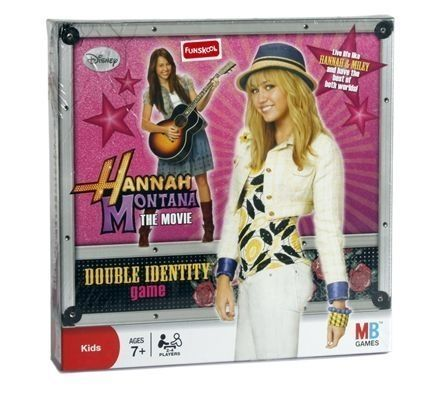 Funskool - Double Identity Game - Based on Hannah Montana The Movie