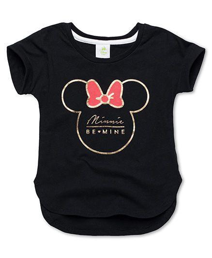 Fox Baby Half Sleeves Tee BLACK 3 Y