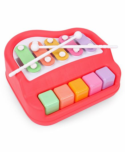 Smiles Creation Xylophone - Red
