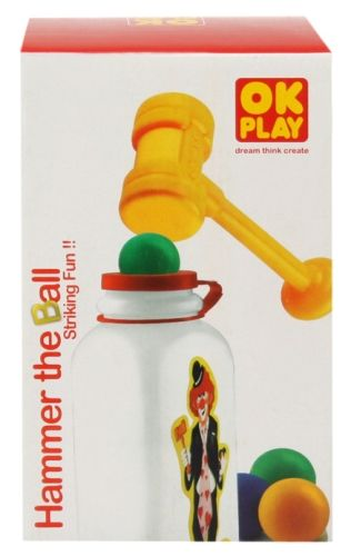 Ok Play- Hammer The Ball
