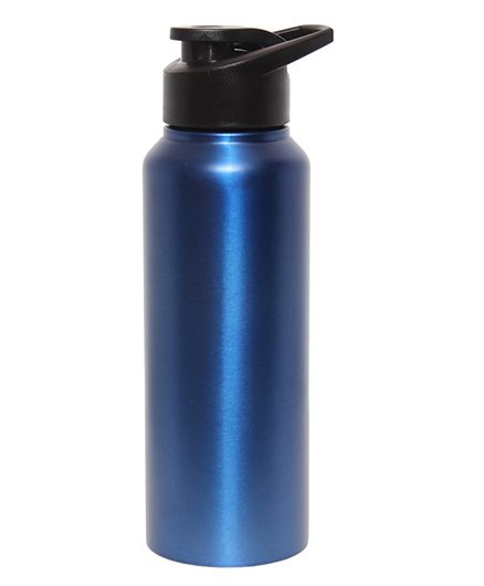 Pexpo Chromo Sipper Bottle Matt Blue - 750 ml