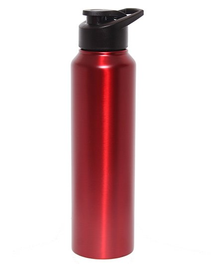 Pexpo Chromo Sipper Bottle Matt Red - 1000 ml