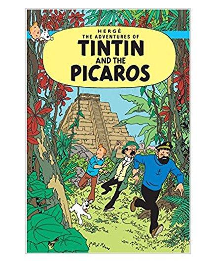 Tintin And The Picaros - English