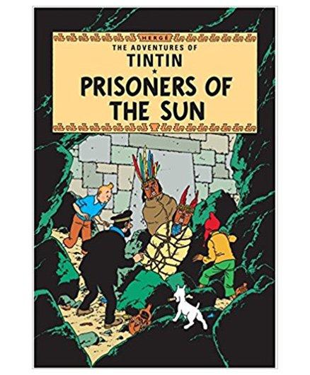 Tintin Prisoners of The Sun - English