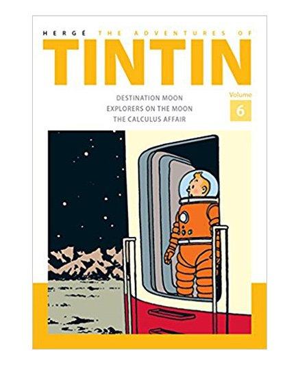 The Adventures of Tintin Volume 6 - English
