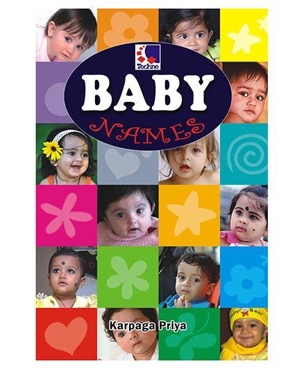 Ekas Baby Names Book - English
