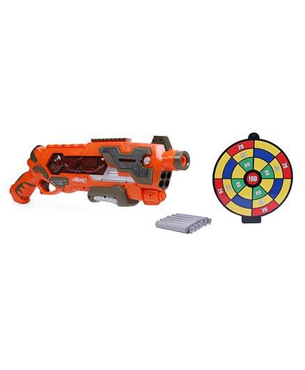 Bang Strikers Crane Dart Gun - Orange