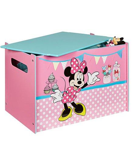 Disney Minnie Mouse Storage Box - Pink