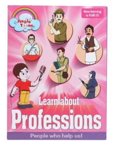Learn About Professions - VCD