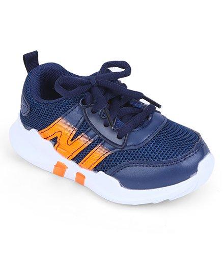 Cute Walk by Babyhug Sports Shoes - Navy