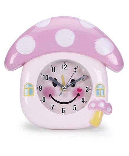 Funny Alarm Clock - Pink